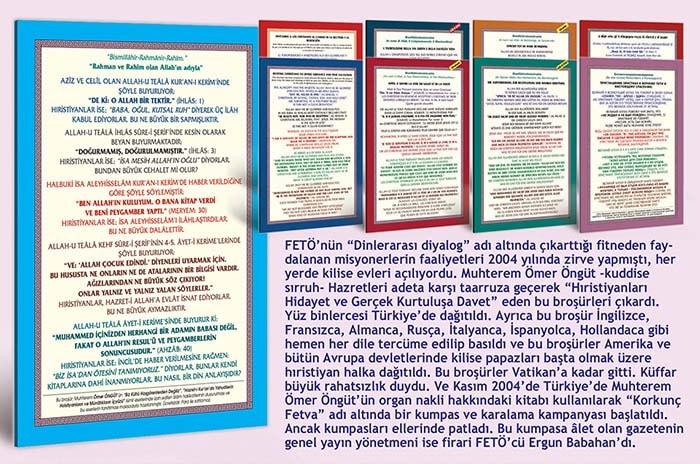 Ömer Öngüt Hem Türkiye'de Hem Dünyada Hıristiyan Haçlılarla, Papa ve Papazlarla Kim Mücadele Etti?